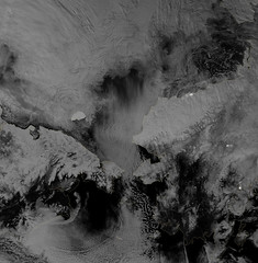 Monitoring the Arctic during Polar Darkness