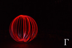 Multi Orbs? () Tags: light lightpainting orb athens greece lumiere effect grece attica athenes coor effet steelwool