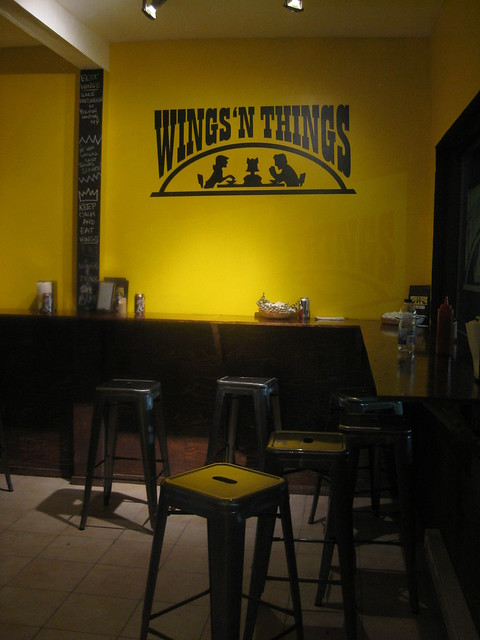 Wings 'N Things Interior