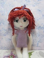 Sisu5 (toureasy47201) Tags: doll handmade knit yarn knitteddolls arnecarlos