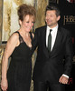 Lorraine Ashbourne and Andy Serkis, Premiere of 'The Hobbit: Unexpected Journey' New York City