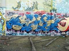 Bake (nothing but kriminals) Tags: graffiti bay baker area be bake lr nbk bpf bakes