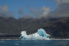 shs_n8_006402 (Stefnisson) Tags: ice berg landscape iceland glacier iceberg gletscher glaciar ísland icebergs jokulsarlon breen jökulsárlón ghiacciaio jaki vatnajökull jökull jakar ís gletsjer lón 氷河 glaciär ísjaki ísjakar stefnisson