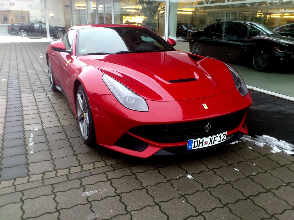 Ferrari F12 Berlinetta by Schuesseln, on Flickr