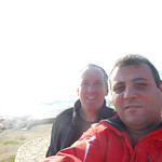 "Melih and me at Kiz Kalesi <a style=""margin-left:10px; font-size:0.8em;"" href=""http://www.flickr.com/photos/59134591@N00/8275322502/"" target=""_blank"">@flickr</a>"