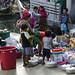 Indigeni Kuna al mercato