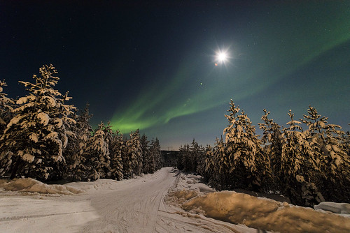 """A Swedish Aurora • <a style=""""font-size:0.8em;"""" href=""""http://www.flickr.com/photos/65969414@N08/27877653043/"""" target=""""_blank"""">View on Flickr</a>"""