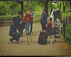 Portrait Time (Charlemagne OP) Tags: centralpark newyork