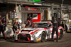Nissan GT-R - Super GT (NISMO Global) Tags: blancpain gt3 nismo nissan nissangtrnismogt3