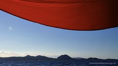 Sardinia Under Spinnaker (Sailor Alex) Tags: boat sailboat sloop vessel sardinia yachting cruising cruisers yacht sea sailing