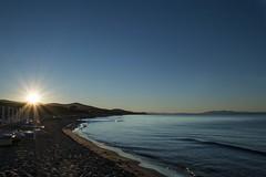 La quiete (FedeMoz) Tags: estate summer holidays vacanze toscana maremma grosseto italia alba sole mattina spiaggia beach
