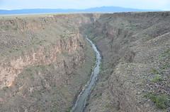DSC_8960 (My many travels) Tags: rio grande gorge bridge new mexico water rocks river