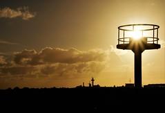 ondergaande zon het puntje (Omroep Zeeland) Tags: ondergaandezon hetpuntje boulevard skyline zomer lichtpuntje vlissingen walcheren zeeland