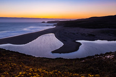 _T8A0759.jpg (Jesse Bentz) Tags: nature california river beach landscape sunset highway1 pacificocean