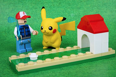 PokeGolf Tail Club! (Lesgo LEGO Foto!) Tags: lego minifig minifigs minifigure minifigures collectible collectable legophotography omg toy toys legography fun love cute coolminifig collectibleminifigures collectableminifigure pokemongo pokemon go pikachu monster monsters augmentedreality augmented reality emergencyrescue ar er armode arfunction ashketchum ash ketchum  satoshi