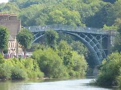 Ironbridge (Thomas Kelly 48) Tags: panasonic lumix fz150 ironbridge shropshire riversevern bridge
