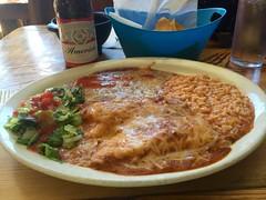Tamales at Romero's (Lindell Dillon) Tags: silverton colorado tamales romerosrestuaranteycantina