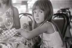 """Rebecca "" (Davide Zappettini) Tags: fotografiitalianizappettinida portraitofchildreninblackandwhyte analog filmphotography bw"