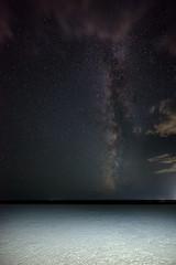 contrast (sahib josh) Tags: milkyway night stars flats salt clouds