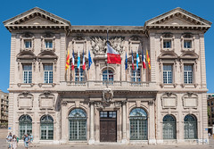 Hotel de Ville (Scott_Nelson) Tags: marseille france fr travel mediterranean