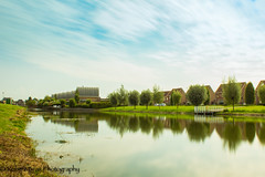 Spanbroek (robert.bras) Tags: nd 10 30sec westfriesland noordholland dutch netherlands paybas long exposure neutraldensity summer 2016 100d canon 1855mm wide angle 10mm