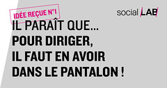 Campagne de com' Social LAB 2016