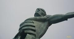 suances. Cantabria. (Miguel. (respenda)) Tags: suances cantabria estatua