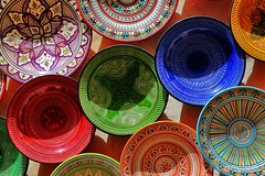 Moroccan Ceramics. (Photographing_The_World) Tags: morocco marokk travel travelphotography arabic africa muslimcountry culture wanderlust explore people northafrica moroccan moroccanculture moroccancolors moroccancolours moroccanpeople africanpeople discovermorocco exploremorocco marrakesh marrakech fes fez agadir asilah essaouira merzouga sahara maroc chefchaouen colors travelphotos arabicculture arabicpeople travelblog muslimpeople muslimculture diversity multicultural locals locallife moroccanlifestyle moroccanlife colorfulmoroccanceramics colorfulceramics colorsofmorocco moroccanceramics artisan