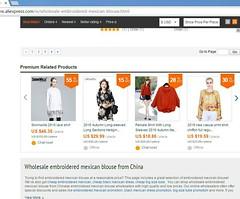 Cheap Fake Mexican Blouses China (Teyacapan) Tags: fakemexicanblouses chinese clothing blouses blusas mexican