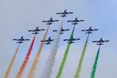 DSC_5468 (sauliusjulius) Tags: nato days ostrava 2016 czech air force september 17  18 leos janacek airport osr lkmt frecce tricolori 313 gruppo addestramento acrobatico aermacchi mb339