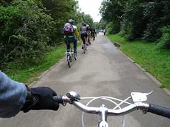 Follow the leader (stevenbrandist) Tags: moulton moultonbicyclecompany moultonbicycleclub bradfordonavon boa bicycle