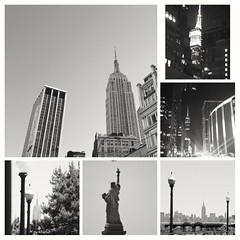 Empire State Building and Lady Liberty (DesBphotos) Tags: empirestatenewyork empirestate empirestatebuildingatnight empirestatebuilding statueofliberty ladyliberty lady newyorkskyline newyork ny ilovenyc nyc newyorkcity manhattan manhattanskyline iloveny ilovenewyorkcity ilovenewyork night blackwhite blackwhitephotograph black white madison madisonsquaregarden garden libertystatepark