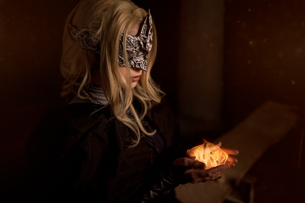 Dark Souls 3 Fire Keeper Cosplay: The World's Best Photos Of Cosplay And Darksouls