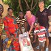 Soldiers volunteer at children's village in Burkina Faso