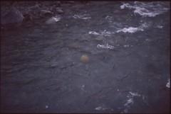 (bensn) Tags: pentax lx helios40 85mm f15 film slide slidefilm provia 100f river water stone