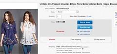 Chinese Fake Mexican Blouses (Teyacapan) Tags: chinese china asian blouses fakemexican clothing