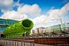 Les Docks / Cité de la Mode et du Design / Paris (zzapback) Tags: paris france green photography design rotterdam nikon groen fotografie filter frankrijk 24mm mode f28 kermit parijs cite lesdocks nd110 d700 zzapback robdevoogd 84dot5mm