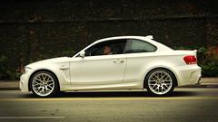 BMW 1M (Edir Manzano) Tags: brazil brasil d50 nikon power sopaulo m bmw 1m 18105mm avenidaeuropa