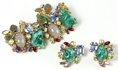 L20. Exquisite Set of Costume Jewelry, Alice Caviness
