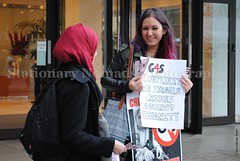 (Stationary Nomads) Tags: london demo freedom israel justice office nikon palestine political politics central protest security victoria demonstration illegal injustice arrest idf stunt protestors settlement apartheid prisons checkpoint victoriastreet prisoners palestinian occupation ihrc g4s d3000 inminds islamichumanrightscommission israelidefenceforce detentioncentres plastinians
