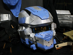 Halo 4 Warrior (Tsabo Tsaboc) Tags: 3 real chief 4 helmet halo master armor impact warrior reach props spartan cortana