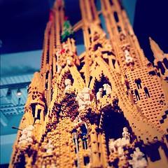 サグラダファミリア #LEGO