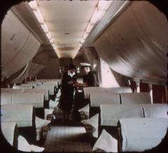 ViewMaster 'British Overseas Airways Corporation' c1957 (beareye2010) Tags: uk england london airport heathrow aircraft 1950s 1957 boeing viewmaster aerodrome boac sawyers stratocruiser londonairport britishoverseasairwayscorporation boeing377
