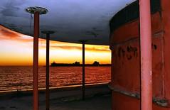 Plum Beach Sunset (Kai Eiselein) Tags: nyc sunset ny newyork brooklyn sony tokina alpha newyorkny amount jamaicabay 2440 a700