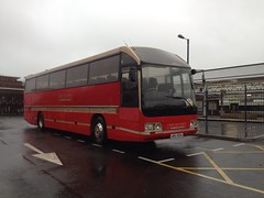 Arun Coaches Duple 425 (Brighton VR) Tags: rail railway replacementbus duple425 aruncoaches c302jns aru100a