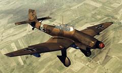 Ju 87D Libya 1942_3 (Fenris_) Tags: germany desert northafrica 1942 stuka luftwaffe wop junkers ju87 wingsofprey