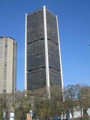 Stock Exchange Tower (cohodas208c) Tags: architecture skyscrapers montreal modernism internationalstyle 1964 tallbuildings luigimoretti