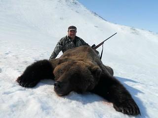 Alaska Moose and Bear Hunt - Dillingham 27