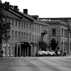 Kingston, ON (Martin Ujlaki) Tags: bw nb urbanstroll kingstonon martinujlaki