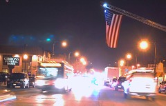 A Goodbye... (Woulda cloulda shoulda didn't) Tags: chicagofiredepartment chicago irvingparkroadchicago irvingpkrd cta